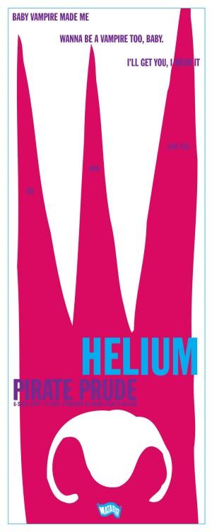 Helium, Pirate Prude, 1994