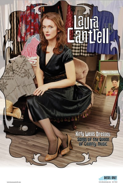 Laura Cantrell, Kitty Wells Dresses, 2011