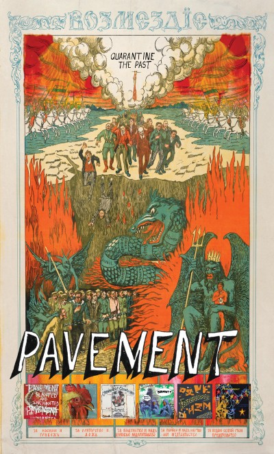 Pavement, Quarantine The Past, 2010