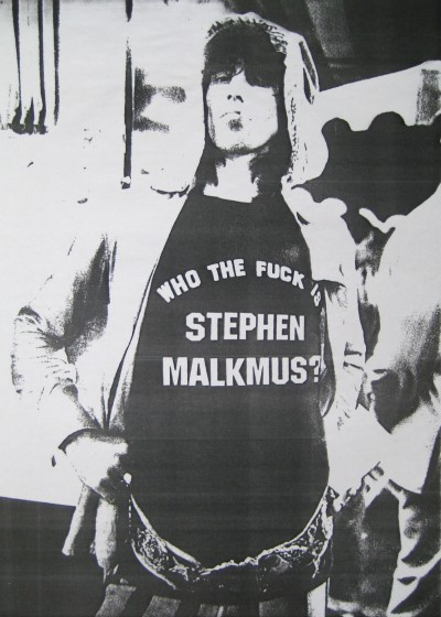 Stephen Malkmus, 2001