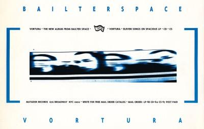 Bailter Space, Vortura, 1994