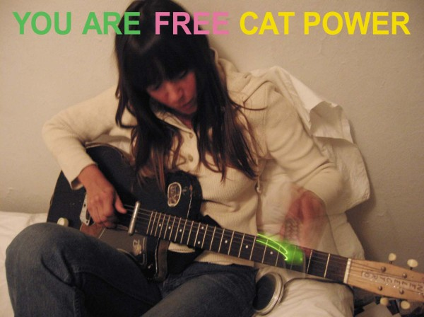 Cat Power, You Are Free Tour (Unused), 2003