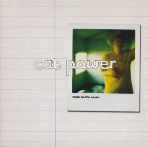 Cat Power, Nude as the News, 7-inch, 1996