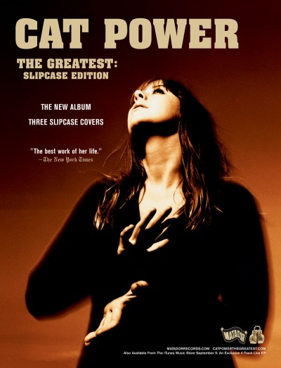 Cat Power, The Greatest, 2006