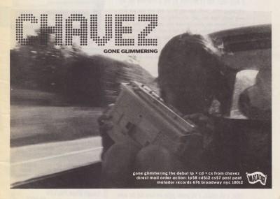 Chavez, Gone Glimmering, 1995