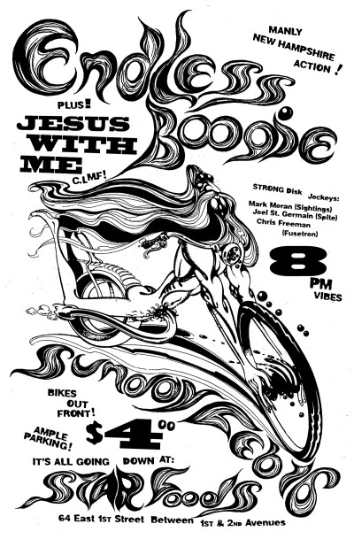 Endless Boogie, Jesus With Me, 2003