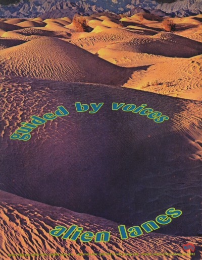 Guided By Voices, Alien Lanes, 1995