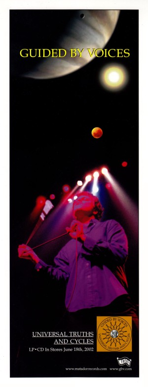 Guided By Voices, Universal Truths and Cycles, 2002