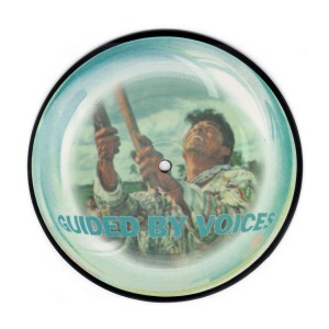 Guided By Voices, Cut-Out Witch, 7-inch picture disc, 1999