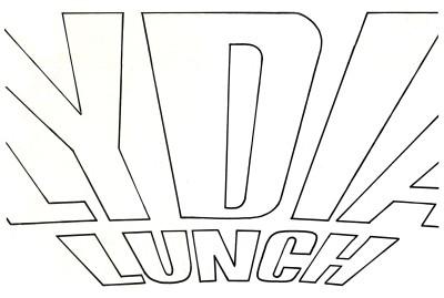 Lydia Lunch, Oral Fixation (Unused), Album, 1988