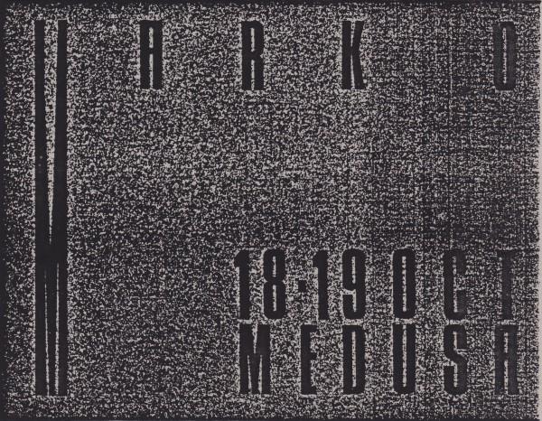 Mark O, Medusa, 1986