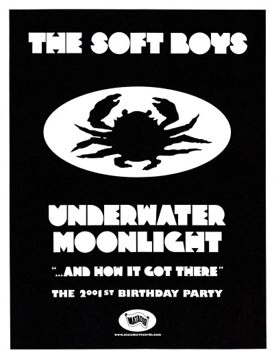 The Soft Boys, Underwater Moonlight... And How It Got There, 2001