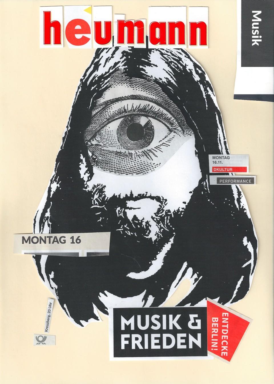Dave Heumann, Musik & Frieden, 2015