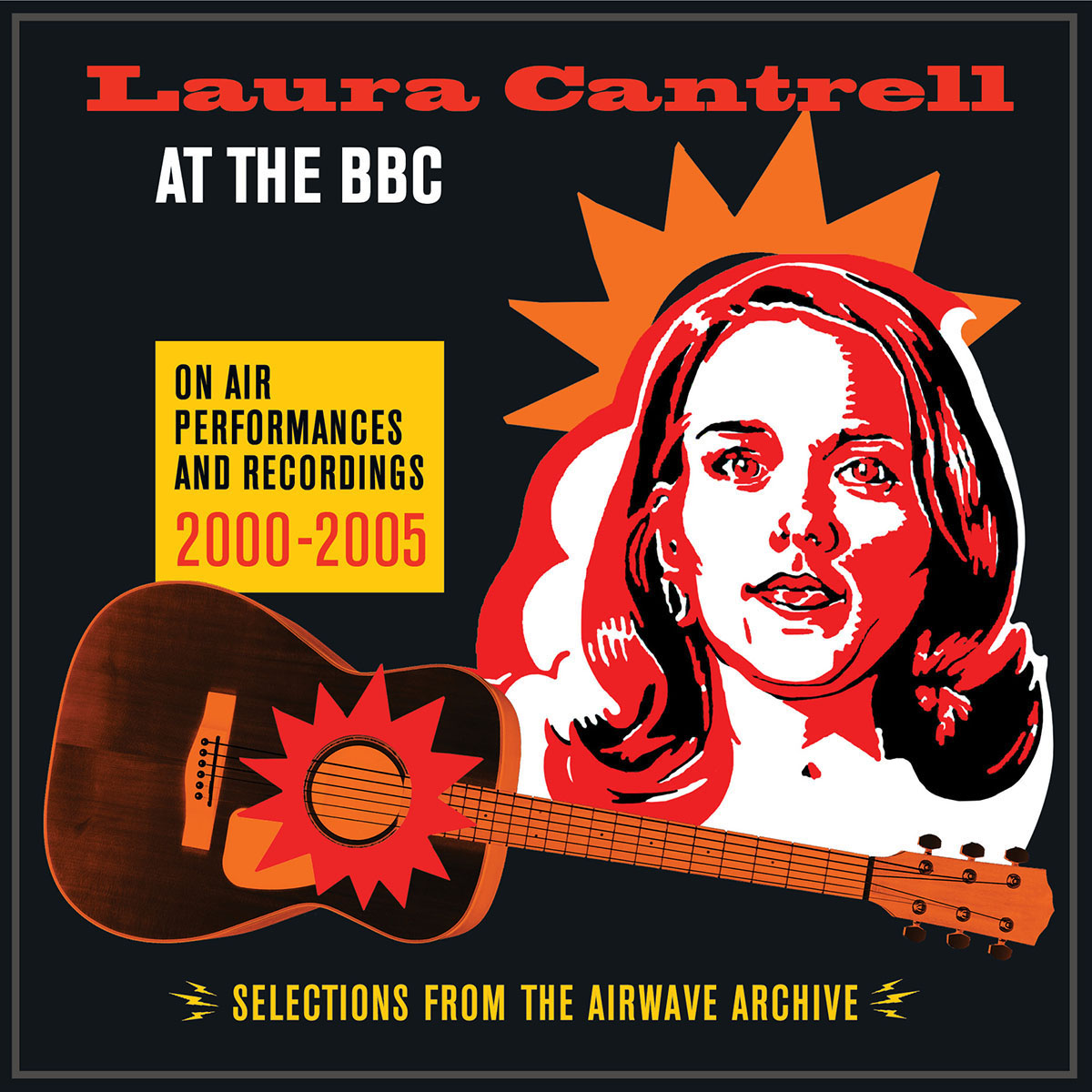 Laura Cantrell, At The BBC, 2016